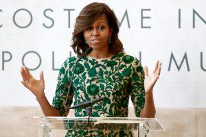 Мишель Обама рассказала о таинственном подарке Мелании Трамп