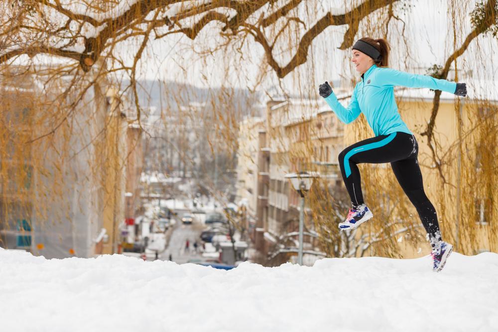 Тренировки на холоде: как это влияет на потерю лишнего веса.Вокруг Света. Украина