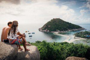 На пляжах Таиланда запретили курить