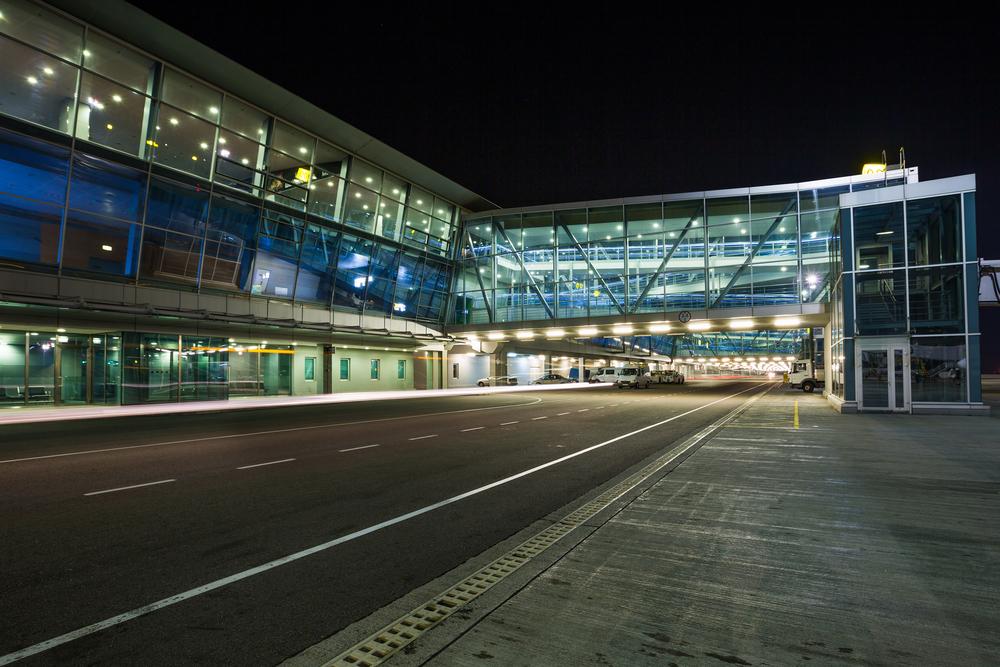 В аэропорту Борисполь поймали грузчиков, копавшихся в багаже