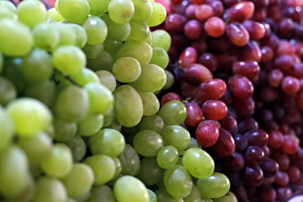 Ученые назвали виноград природным антидепрессантом.Вокруг Света. Украина