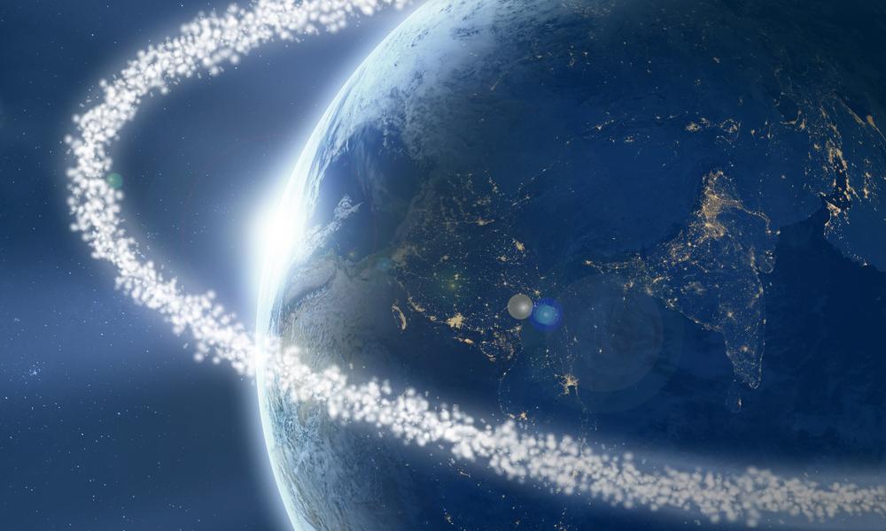 Звездные войны в реальности: чем грозит сражение на орбите? Звездные войны в реальности: чем грозит сражение на орбите? shutterstock 680116114