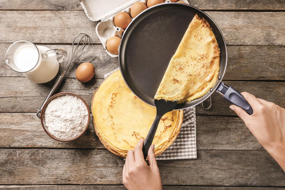 Масленица-2018: рецепты блинов на кефире, дрожжах и пиве