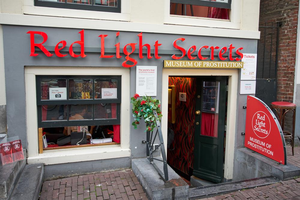 Проституток не пугать: в Амстердаме ввели новые правила