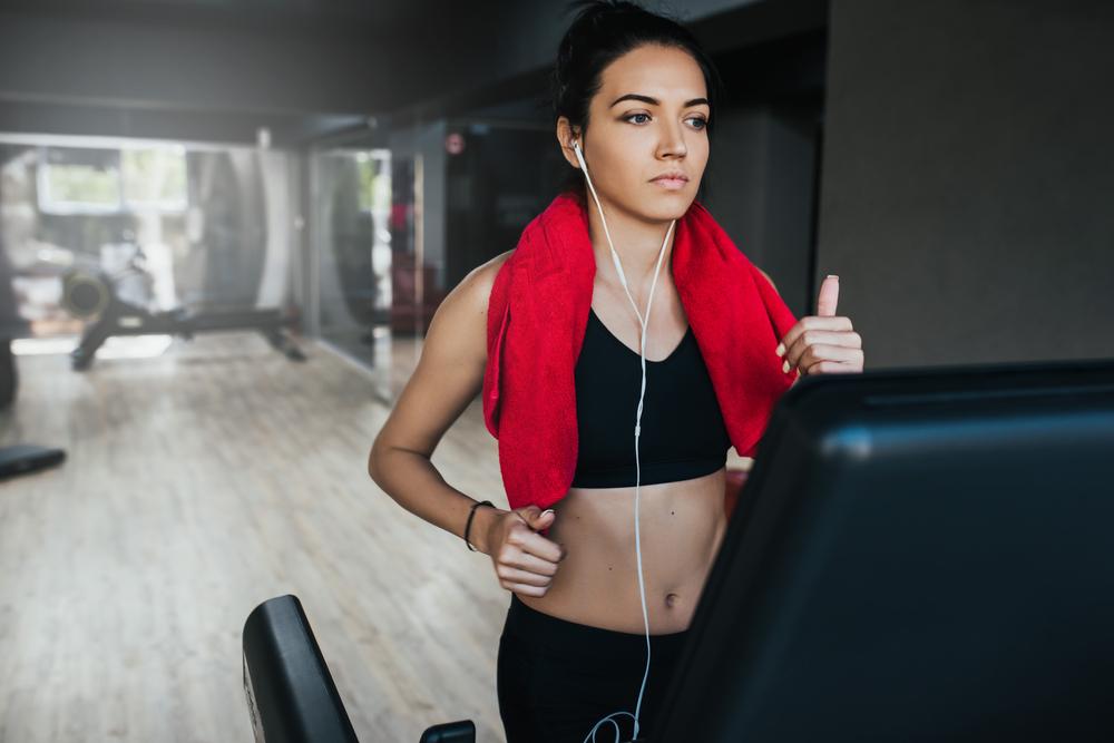 Зачем нужна музыка в спортзале