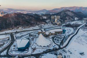 NASA использует Олимпиаду-2018 для изучения снегопадов