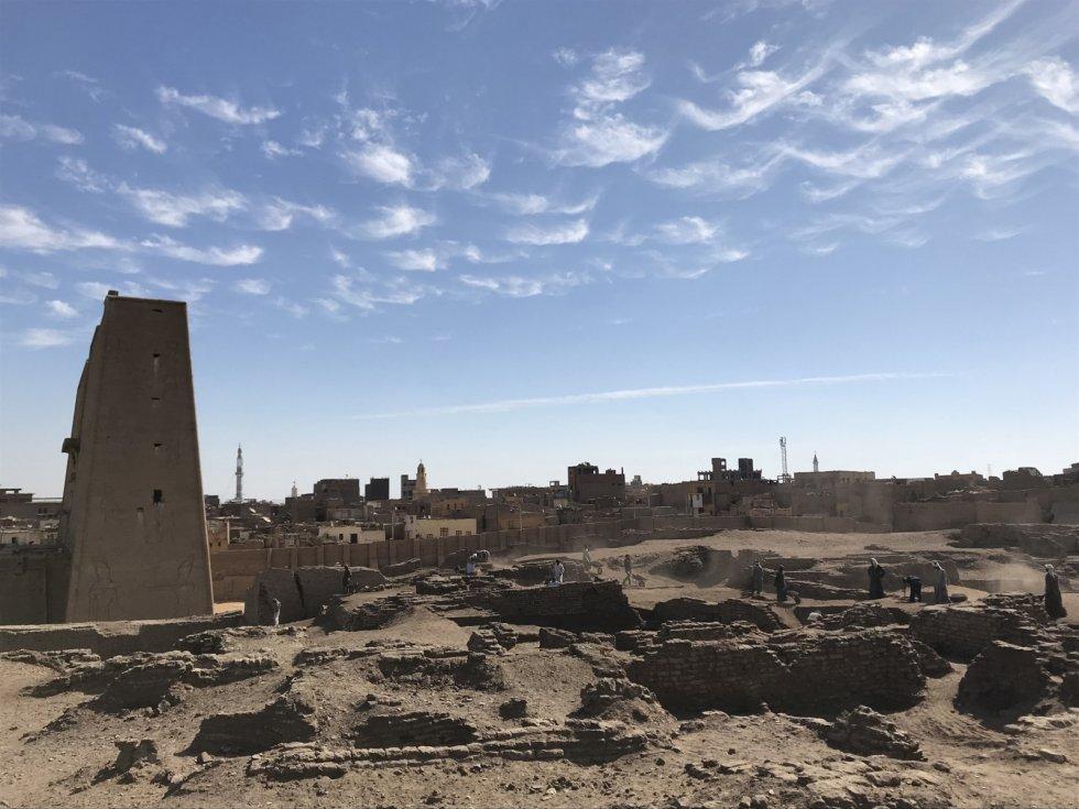 Археологи Египта обнаружили новое поселение на окраине Древнего царства.Вокруг Света. Украина