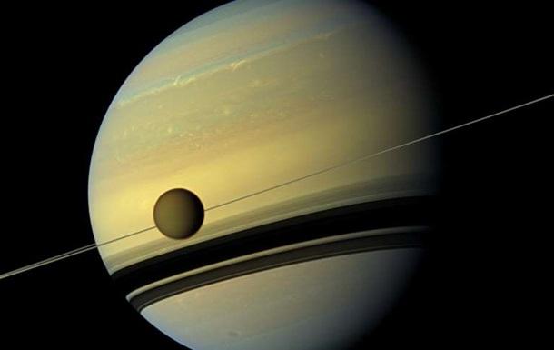 Обнаружены признаки жизни на спутнике Сатурна.Вокруг Света. Украина