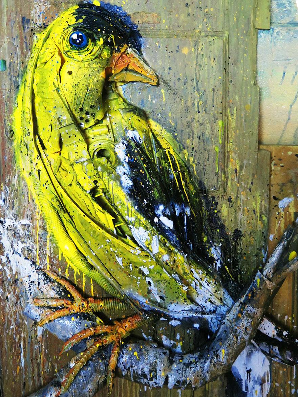 Искусство секонд-хенд: португальский художник создает скульптуры из мусора Искусство секонд-хенд: португальский художник создает скульптуры из мусора trash animal sculpture artur bordalo 29 57ea1becbb685  880