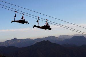 В ОАЭ открыли самый длинный троллей