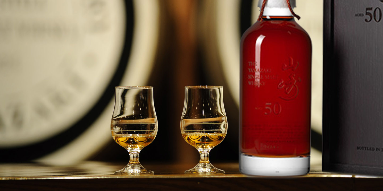 Японский виски стал бронзовым призером по дороговизне
