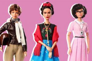С 8 Марта: Barbie выпустила праздничную коллекцию кукол