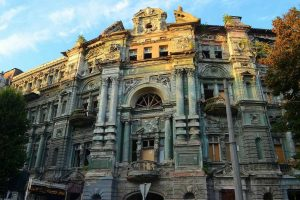 В Украине сняли фильм о сохранении исторических зданий