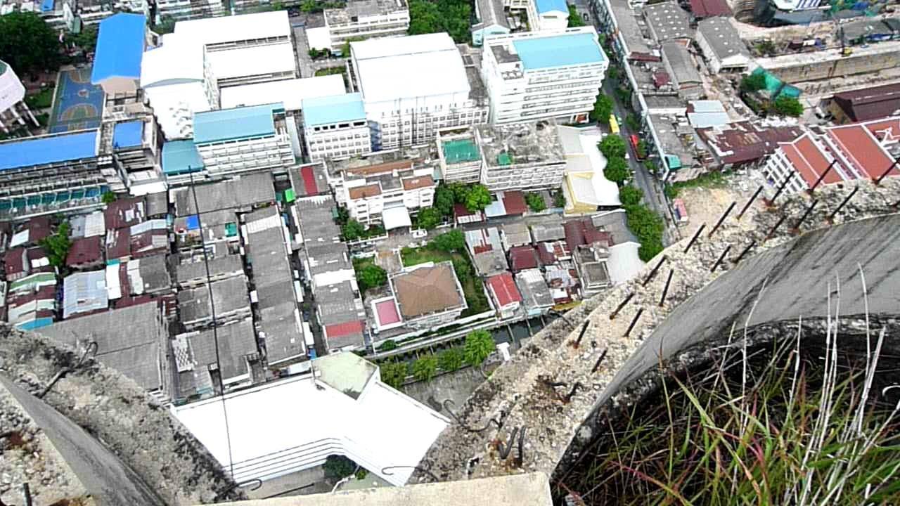 Как выглядит самый большой заброшенный небоскреб в мире Как выглядит самый большой заброшенный небоскреб в мире 16 1