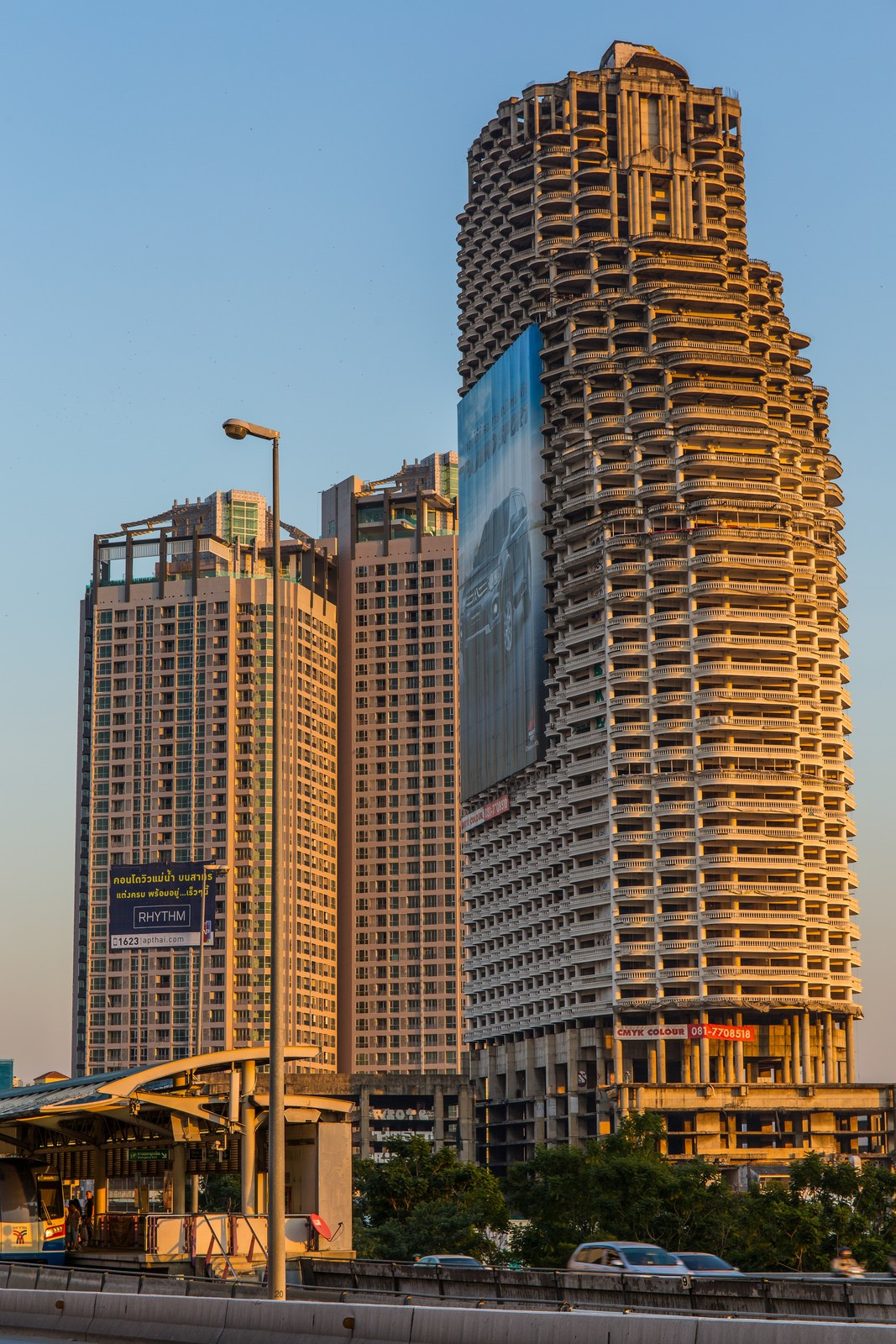 Как выглядит самый большой заброшенный небоскреб в мире Как выглядит самый большой заброшенный небоскреб в мире 20 1