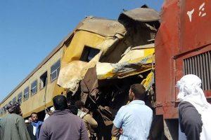 В Египте столкнулись два поезда: погибло 16 человек