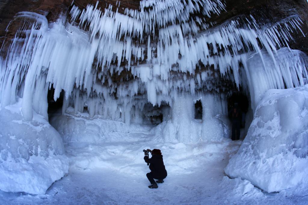 Нарния закрылась: ледяная пещера в США недоступна из-за глобального потепления.Вокруг Света. Украина