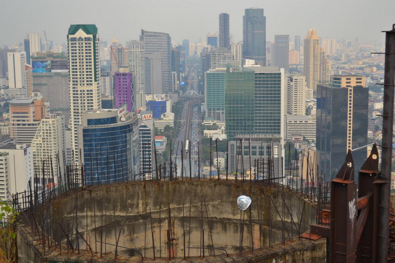 Как выглядит самый большой заброшенный небоскреб в мире Как выглядит самый большой заброшенный небоскреб в мире 23 1