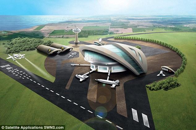 Великобритания построит первый европейский космопорт.Вокруг Света. Украина