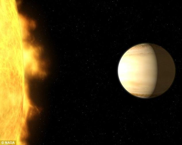Ученые нашли воду на экзопланете размером с Сатурн.Вокруг Света. Украина