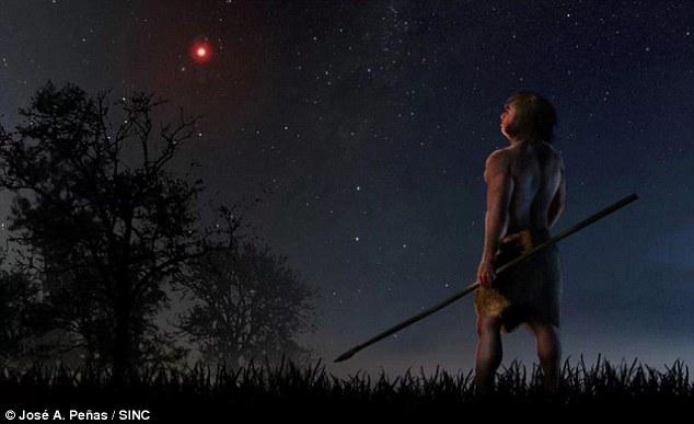Блуждающая звезда прошла рядом с Солнцем 70 тысяч лет назад
