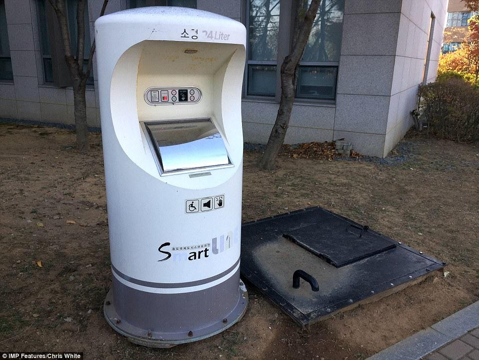 Высокотехнологичный город в Южной Корее превращается призрак Высокотехнологичный город в Южной Корее превращается призрак 4AA01CE800000578 5553001 image a 36 1522229409768