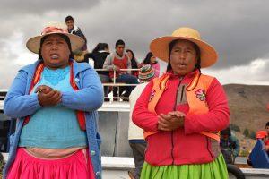 Титикака: родина инков и туристический аттракцион