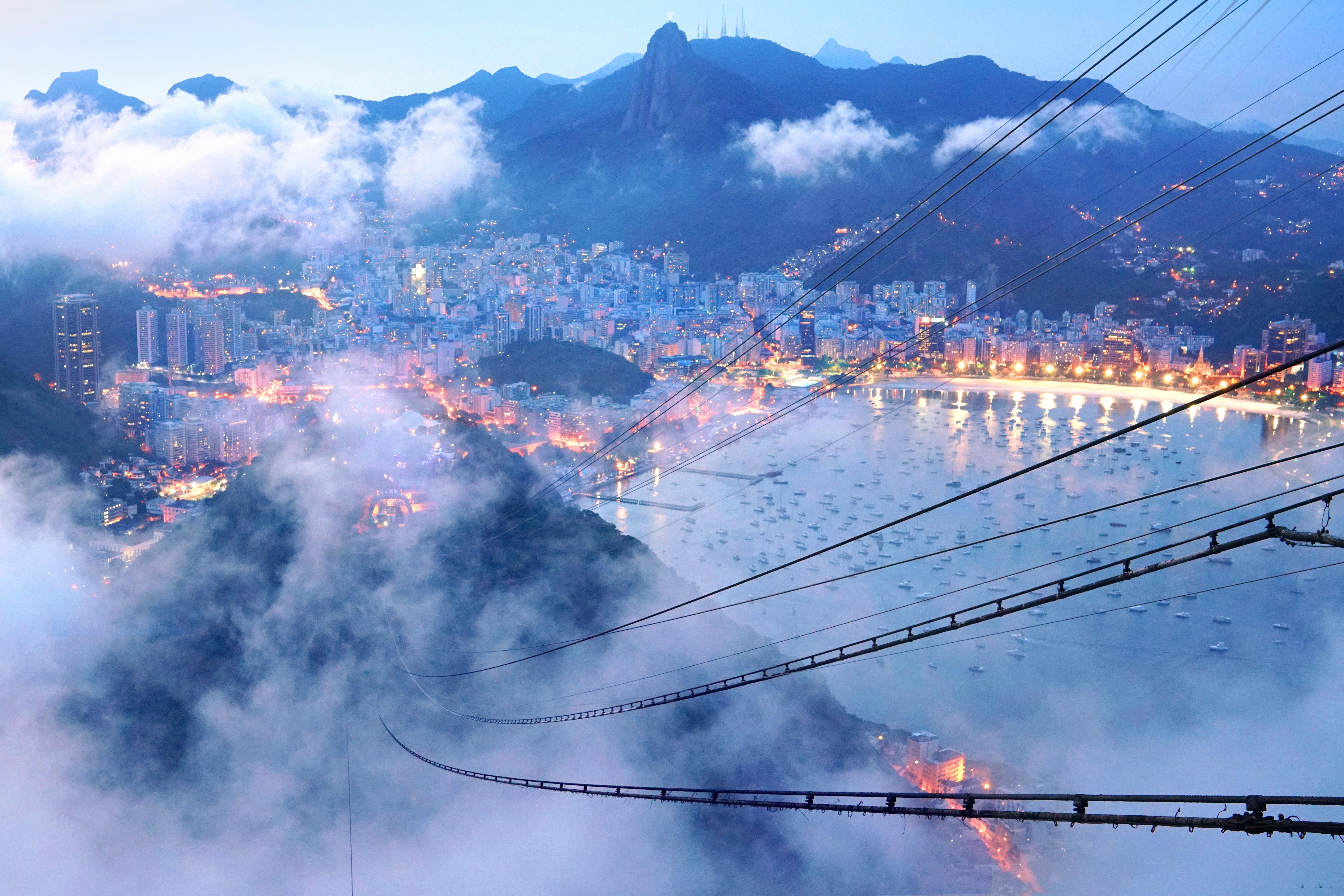 Бразилии Туры бразилия 7 чудес Бразилии: чем удивляет эта страна Foto 2