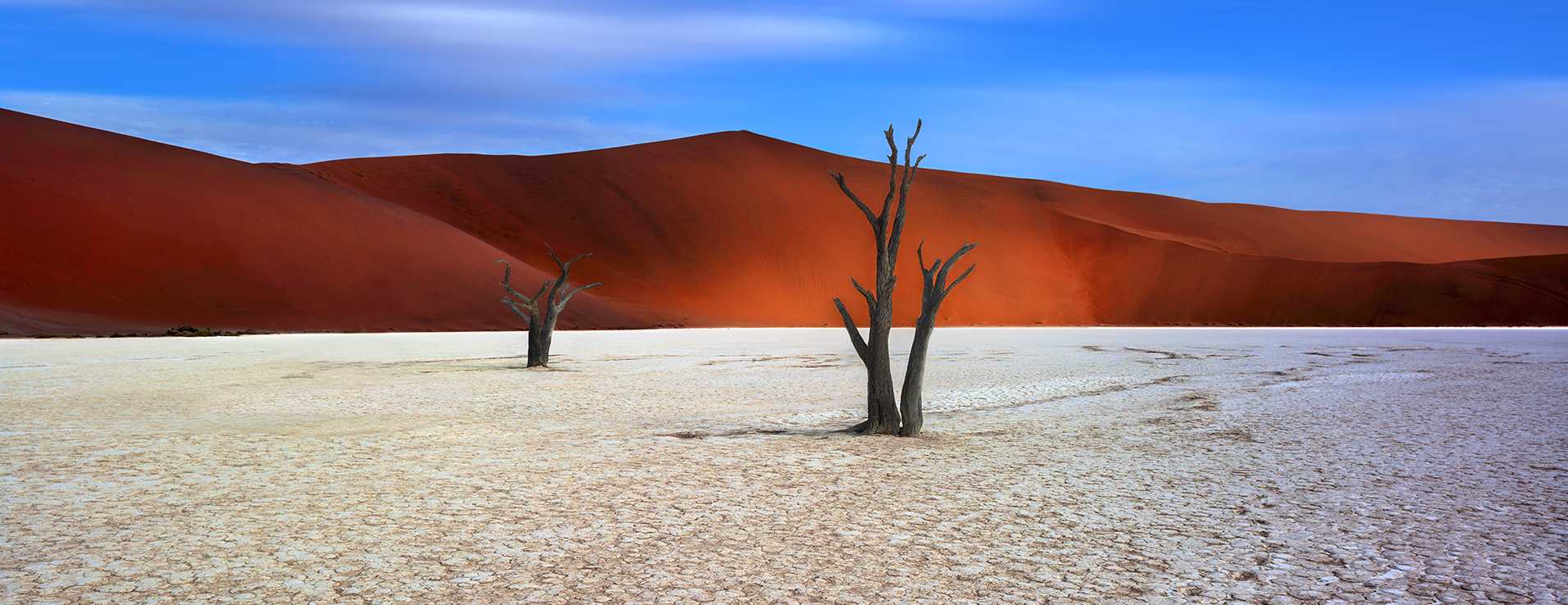 Сюрреалистические пейзажи: украинский фотограф рассказал о поездке в Намибию
