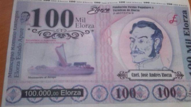 Город в Венесуэле выпустил собственную валюту