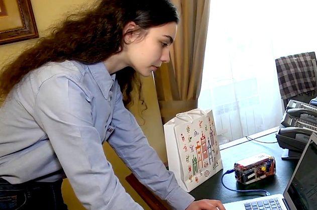 Львовская школьница примет участие в олимпиаде гениев в США