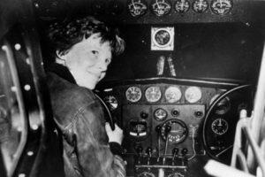 Раскрыта тайна исчезновения знаменитой летчицы Амелии Эрхарт