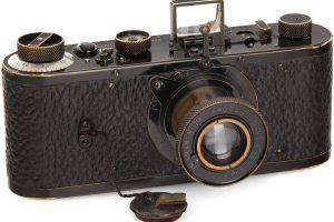 Самая дорогая фотокамера в мире продана за $2,95 миллиона
