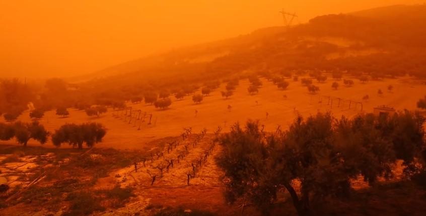 Крит стал Красной планетой