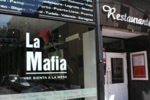 В ЕС запретили ресторанам называться Mafia