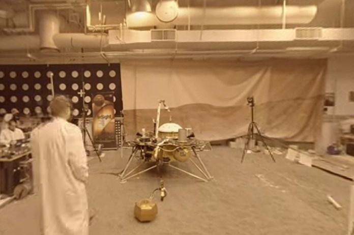 NASA отправит на Марс  Интуицию.Вокруг Света. Украина