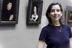 Американская художница делает в самолетах средневековое селфи