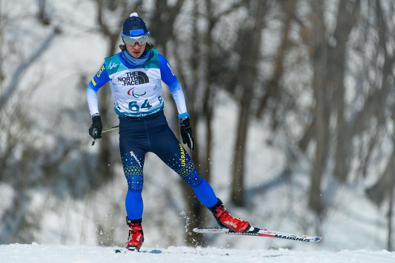 Паралимпийские игры-2018: первый день принес 5 медалей Украине
