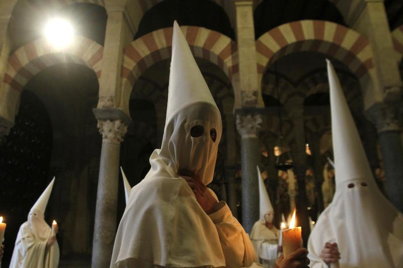 Без лица: как проходит Страстная неделя в Испании Без лица: как проходит Страстная неделя в Испании p 54225854