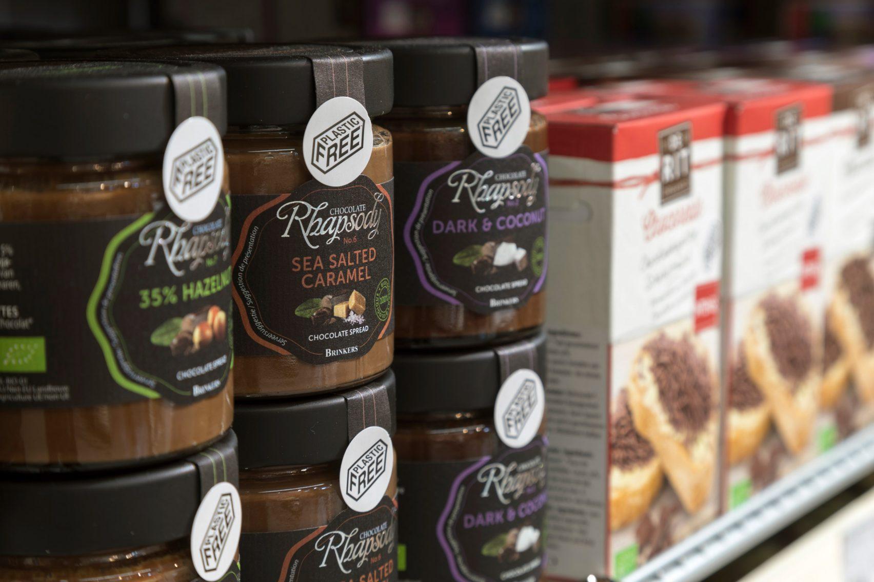 В Амстердаме открылся первый супермаркет без пластика