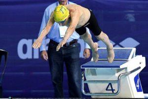 99-летний австралиец установил мировой рекорд по плаванию
