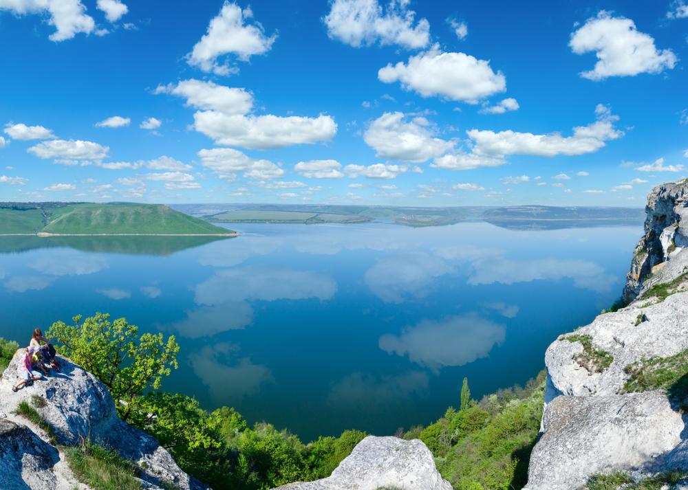 10 мест в Украине, которые стоит увидеть этой весной