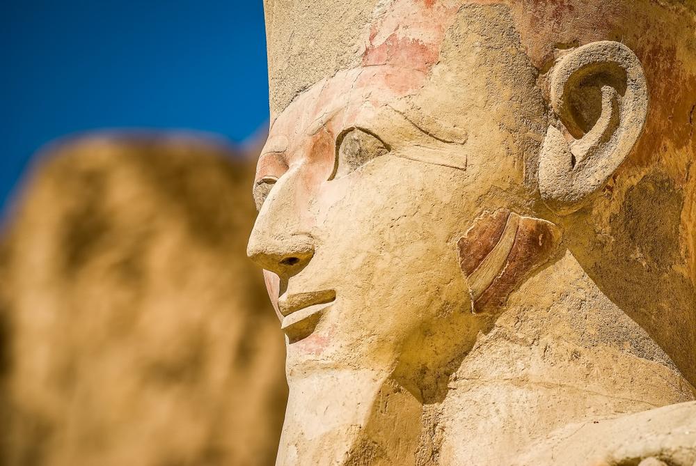 У фараона Египта был план по спасению от глобального потепления