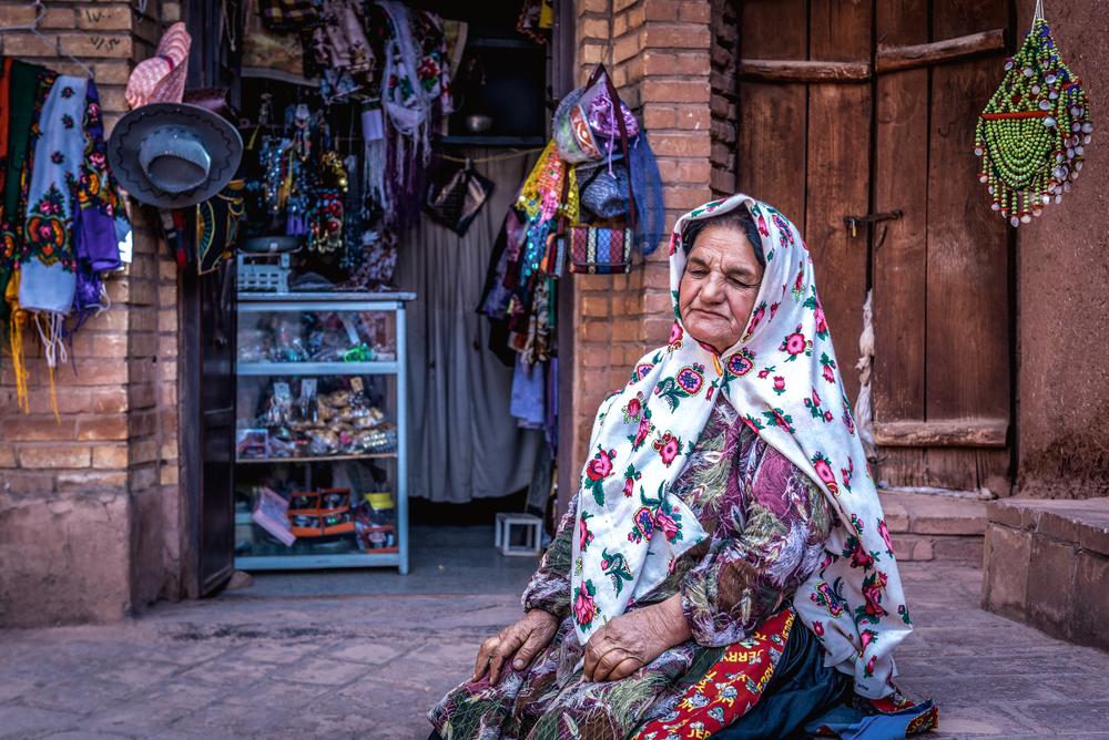 В Иране женщина сняла хиджаб и села в тюрьму