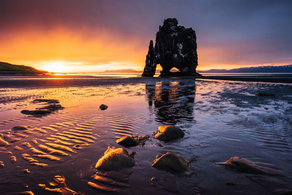 Геологи обнаружили странные кратеры у берегов Исландии