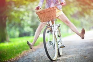 Велоспорт повышает сексуальное влечение у женщин