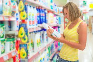 В Украине могут запретить многие стиральные порошки и шампуни