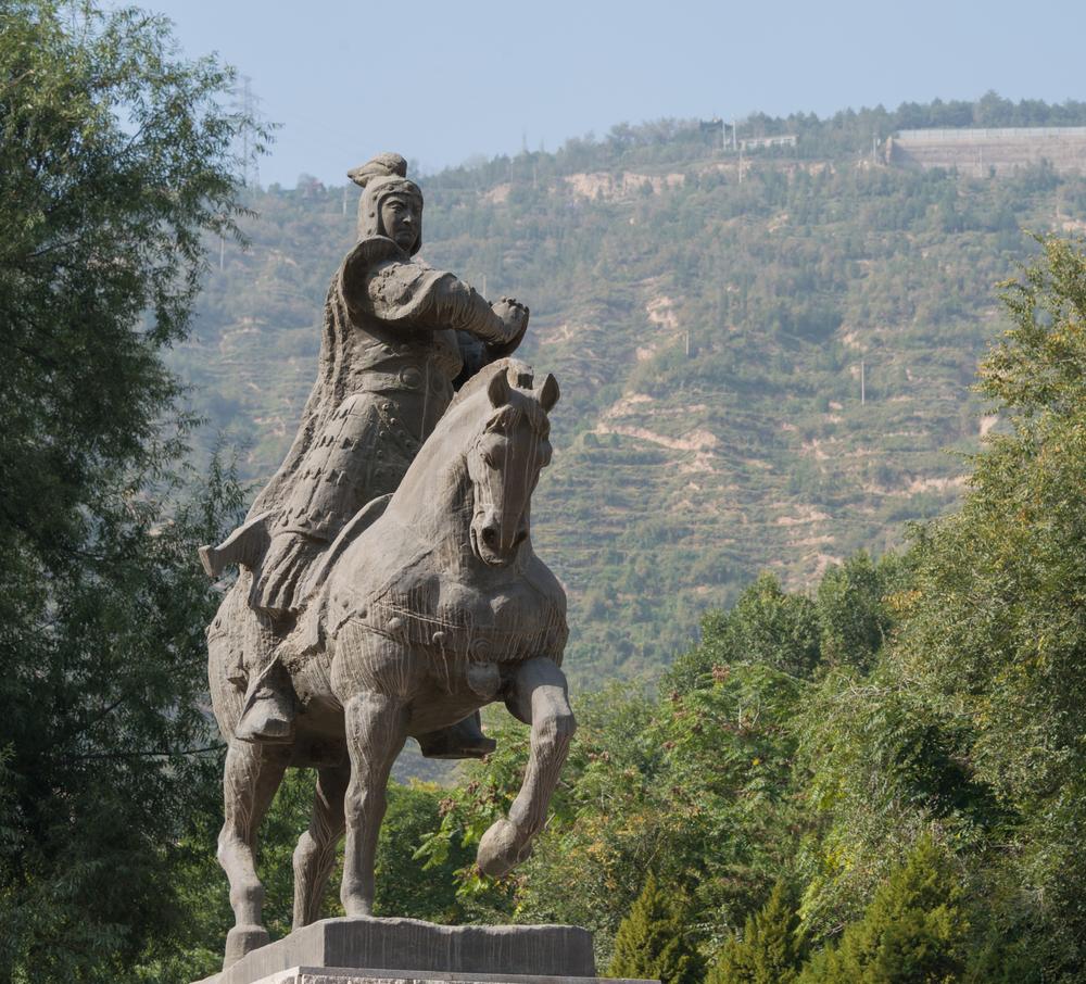 В Китае обнаружили гробницу знаменитого военачальника династии Хань В Китае обнаружили гробницу знаменитого военачальника династии Хань shutterstock 248961823