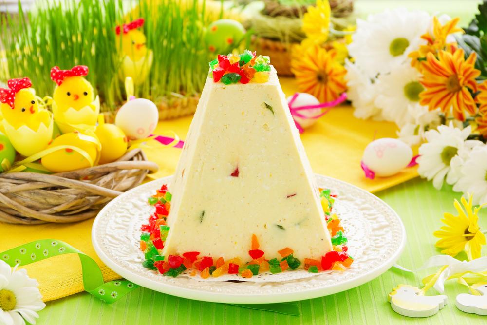 Великдень-2018: рецепт ніжної молочної паски.Вокруг Света. Украина