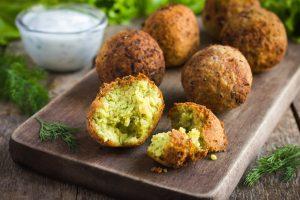 Кухни мира: рецепт фалафеля